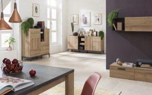 Pokój dzienny w stylu modernistycznym – jakie dodatki doskonale się…