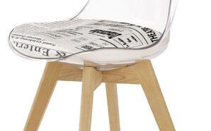 Przezroczyste i transparentne. Modne krzesła do Twojego wnętrza