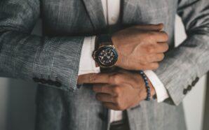 Jak dobrać zegarek do garnituru?